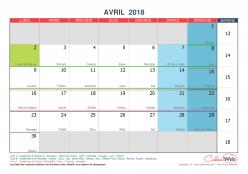 Avril 2018
