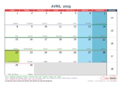Avril 2019